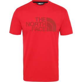 The North Face Tanken T-shirt Heren, tnf red